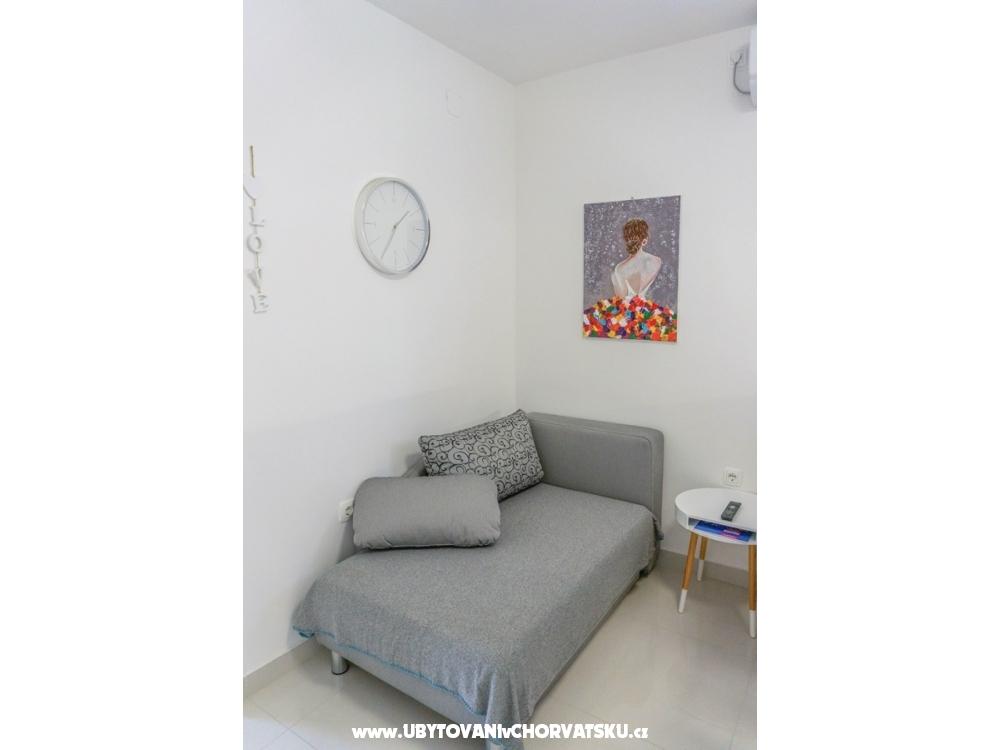 Apartm�ny Ivana - ostrov Krk Chorv�tsko