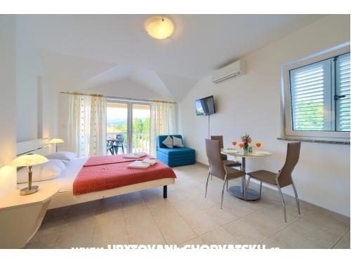 Apartmaji Ivica - ostrov Krk Hrvaška