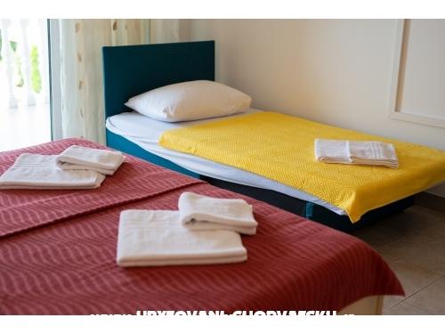 апартаменты Ivica - ostrov Krk Хорватия