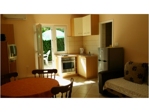 Apartmány Jančić - ostrov Krk Chorvátsko