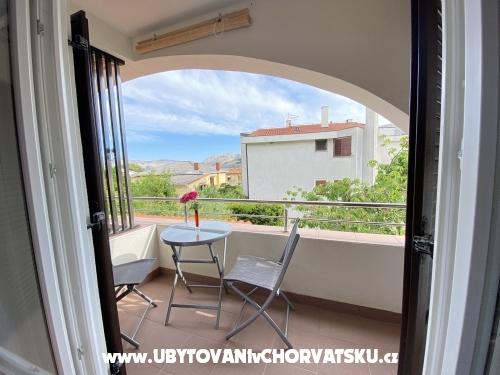 Апартаменты Kayser - ostrov Krk Хорватия