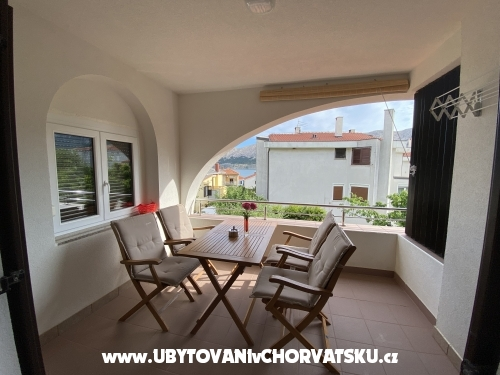 Apartamenty Kayser - ostrov Krk Chorwacja