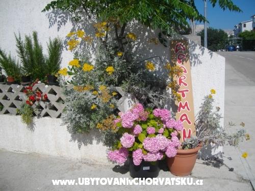 Appartements Kinkela - ostrov Krk Kroatien