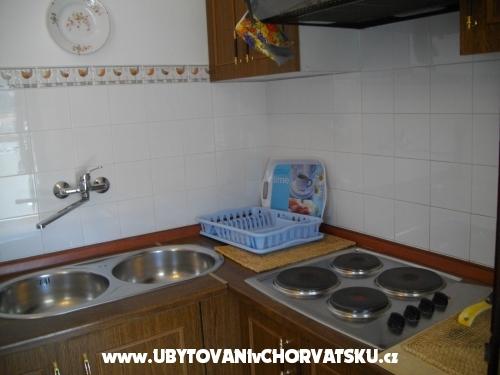 Apartamenty Kinkela - ostrov Krk Chorwacja