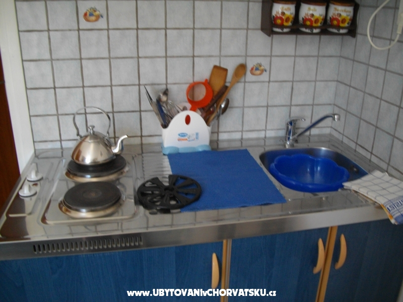 Apartm�ny Kinkela - ostrov Krk Chorv�tsko