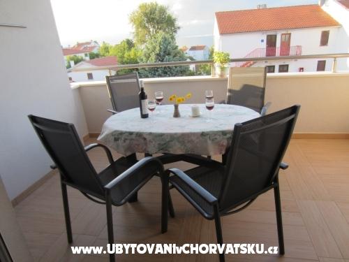 Apartamenty Klarić - ostrov Krk Chorwacja