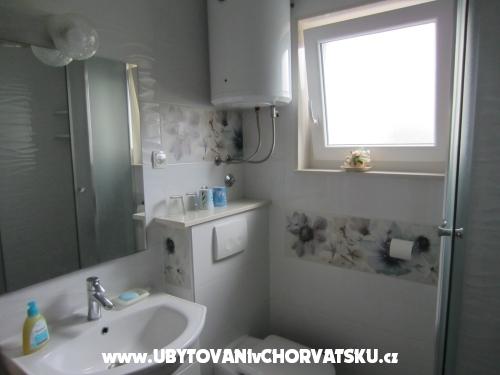 Apartmány Klarić - ostrov Krk Chorvatsko