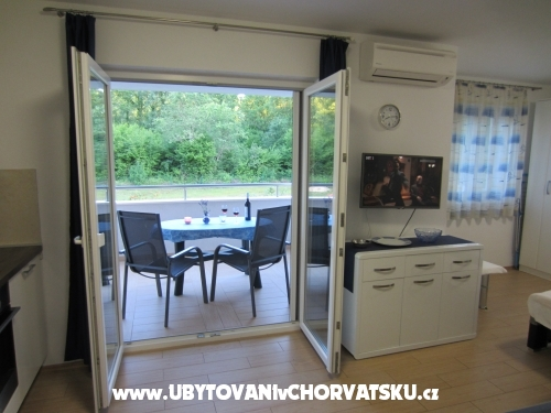 Apartments Klari� - ostrov Krk Croatia
