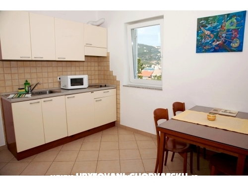 Apartmanok Klemen�i� - ostrov Krk Horv�torsz�g