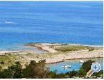 Appartements lizy - ostrov Krk Kroatien