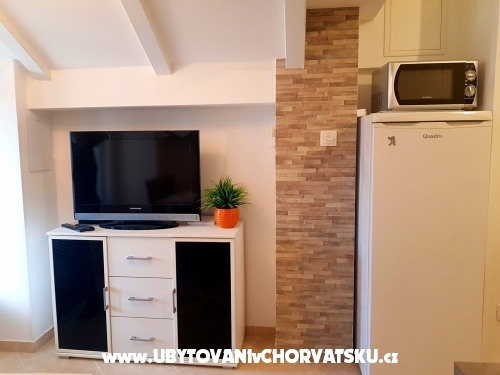 Appartements Lorena - ostrov Krk Kroatien