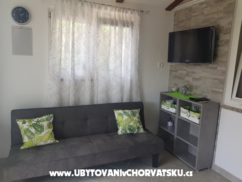 апартаменты Lorena - ostrov Krk Хорватия
