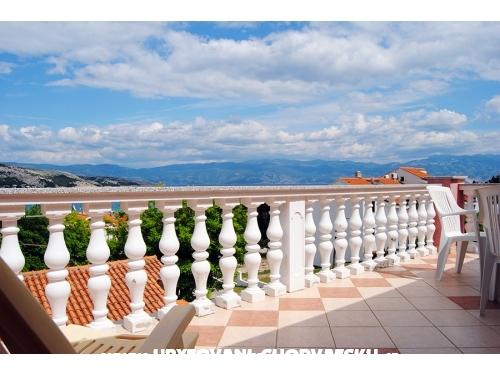 Apartamenty Lovin�i� - ostrov Krk Chorwacja