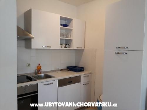 апартаменты Lovin�i� - ostrov Krk Хорватия