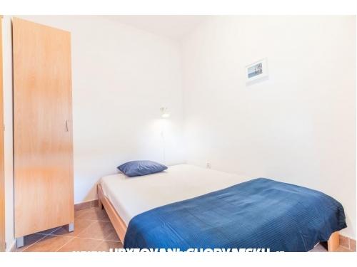 Apartmány Lucijana Baska - ostrov Krk Chorvatsko