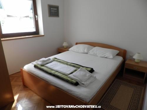 Apartamenty Marija Baška - ostrov Krk Chorwacja