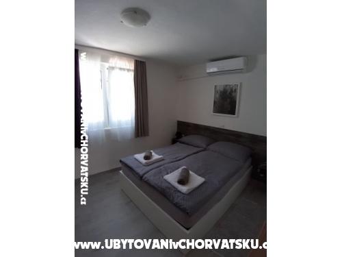 Apartmanok Maja Baška - ostrov Krk Horvátország
