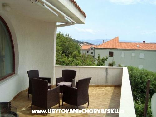 Apartmány Marija Krok - ostrov Krk Chorvatsko