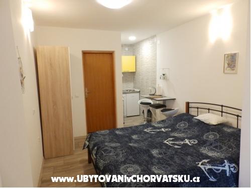 Apartmanok Marija - ostrov Krk Horvátország