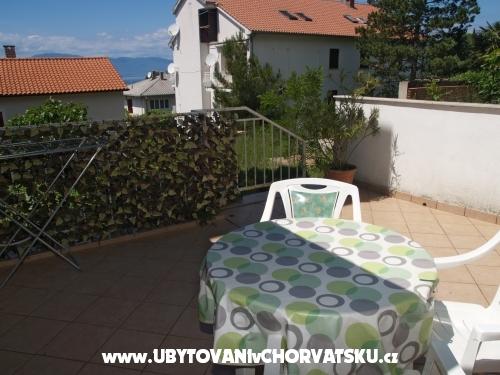Apartamenty Matić - ostrov Krk Chorwacja