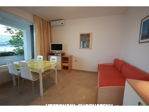 Appartements Doris - Baška - ostrov Krk Croatie