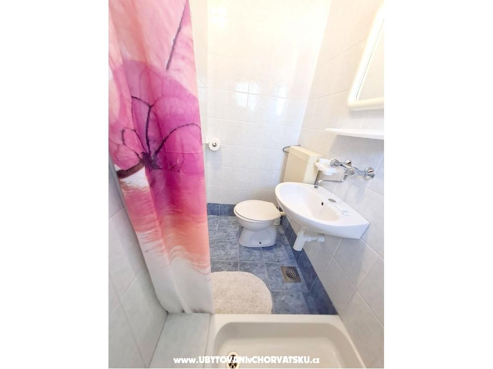 Apartmány Mirjana - Baška - ostrov Krk Chorvatsko