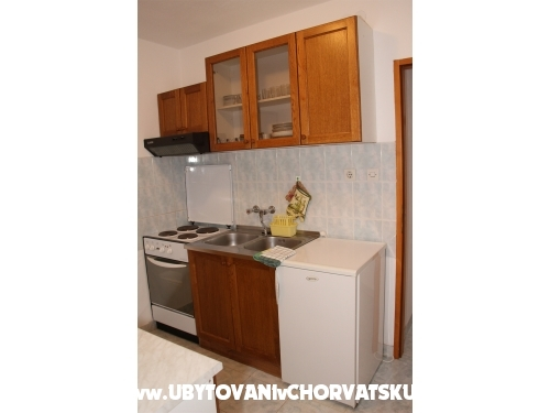 Apartments Mirjana Fi�or - ostrov Krk Croatia