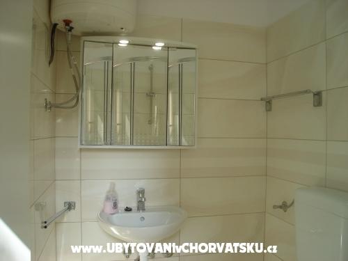 Apartmány Mirjana & Josip - ostrov Krk Chorvátsko