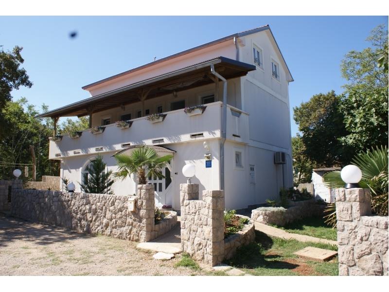 Apartm�ny  Miskovic - ostrov Krk Chorv�tsko