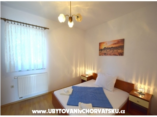 Apartmány Marica - ostrov Krk Chorvatsko