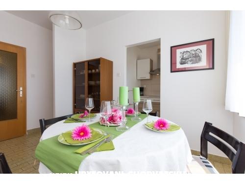 Apartm�ny Nino - ostrov Krk Chorv�tsko
