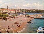 Apartmaji Nino - ostrov Krk Hrvaška