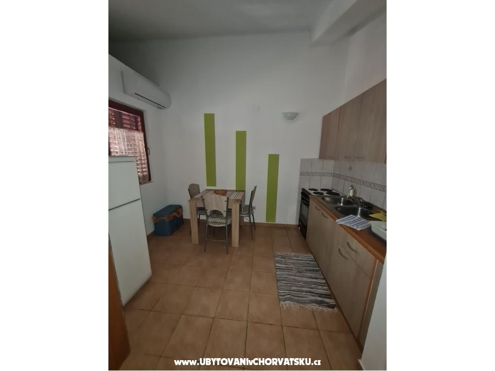 Apartmány Omišalj - ostrov Krk Chorvatsko