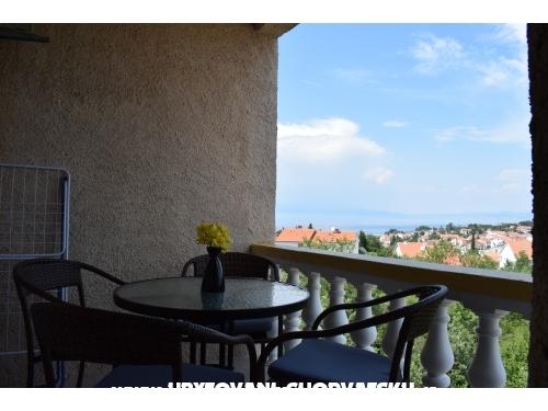 Appartements Perišić - ostrov Krk Croatie