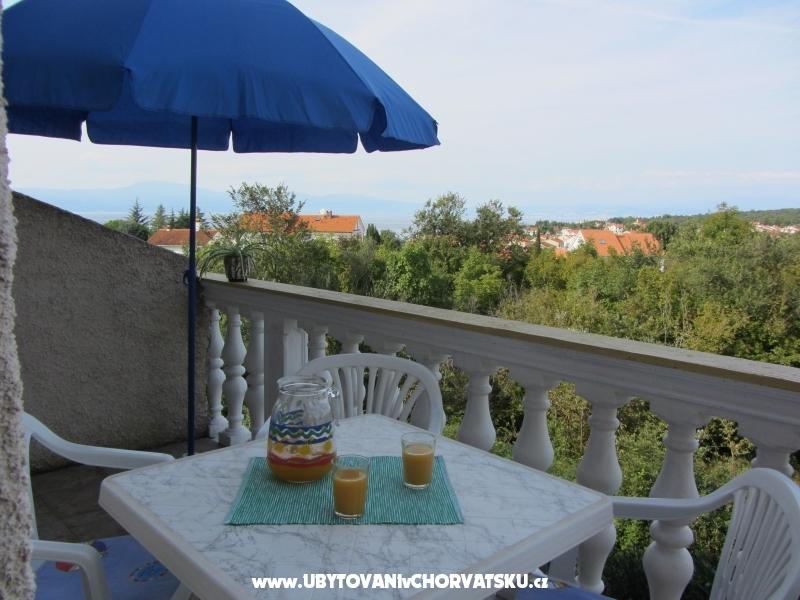 Apartmány Perišić - ostrov Krk Chorvátsko