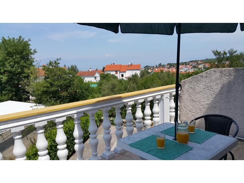 апартаменты Peri�i� - ostrov Krk Хорватия