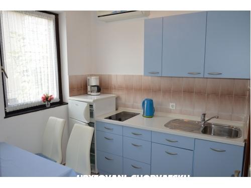 Apartmány Petković - ostrov Krk Chorvátsko