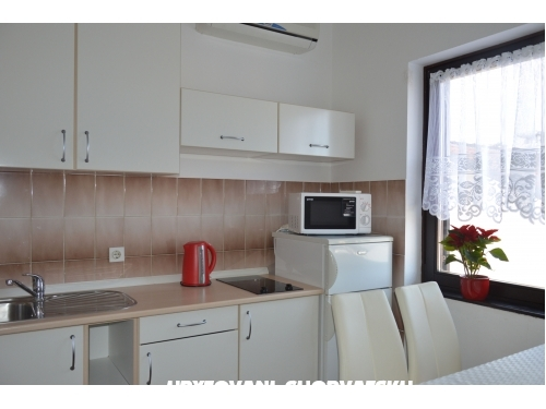 Apartmány Petković - ostrov Krk Chorvatsko