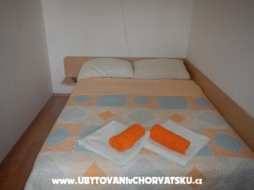 Apartmani Petrović - ostrov Krk Hrvatska