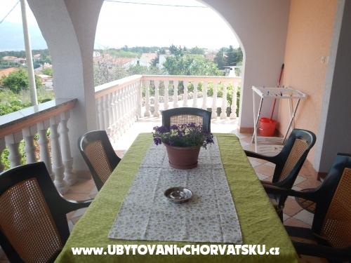 Apartmanok Petrović - ostrov Krk Horvátország
