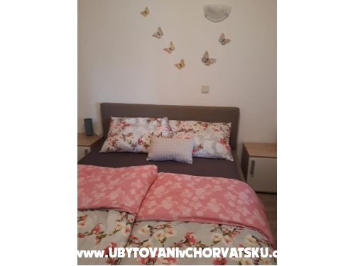 Apartmány Petrović - ostrov Krk Chorvatsko