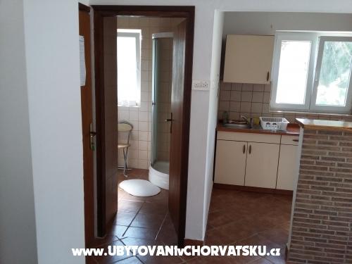 Apartmány Pondeljak - ostrov Krk Chorvatsko