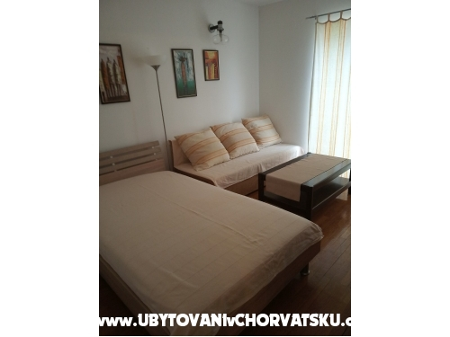 Apartmány Pondeljak - ostrov Krk Chorvátsko