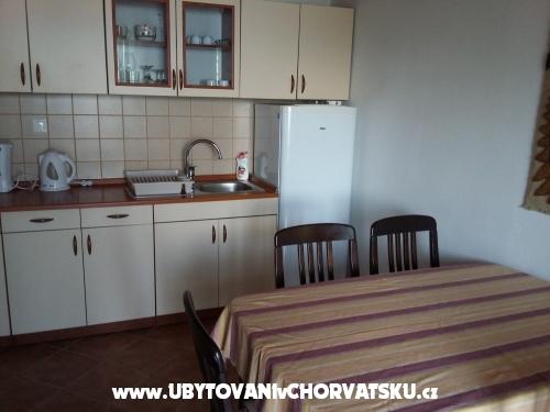 Apartmaji Pondeljak - ostrov Krk Hrvaška