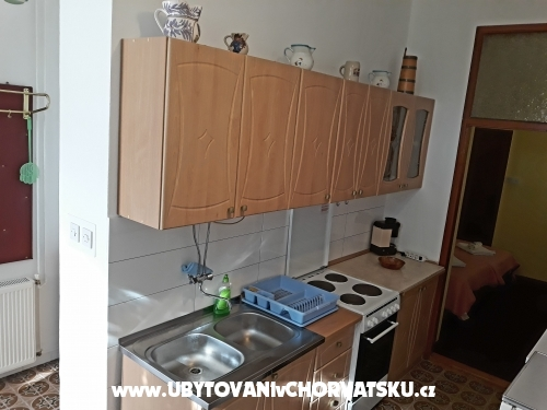 Apartamenty Sindičić - ostrov Krk Chorwacja