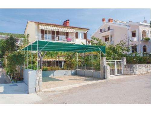 Apartmány Sindičić - ostrov Krk Chorvátsko