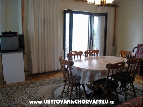 Apartmány - ostrov Krk Chorvatsko