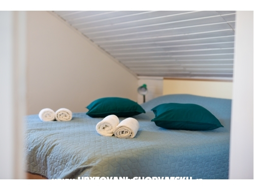 Apartmány Stella Malinska Krk - ostrov Krk Chorvátsko