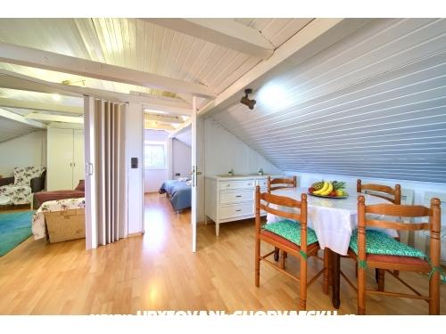 Apartamenty Stella Malinska Krk - ostrov Krk Chorwacja