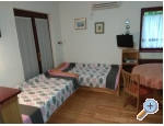 Appartements Tonković - ostrov Krk Kroatien